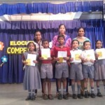 Primary Elocution Competition
