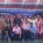 Farewel of Mr.Shabbir Kantawala