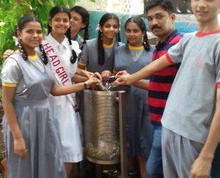 Swachh Bharat Swachha Vidyalaya ( 1st day )